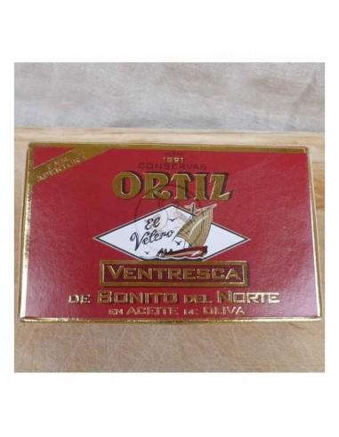 White tuna fillets in olive oil - 110...