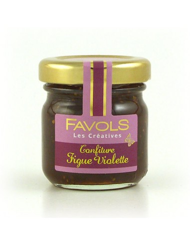 Confiture Figue Violette - 42grs