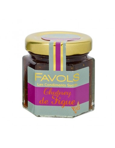 Fig chutney - 220 grs