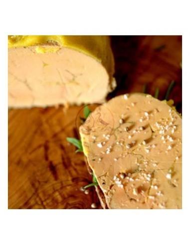 Foie gras mi-cuit canard - 250 grs