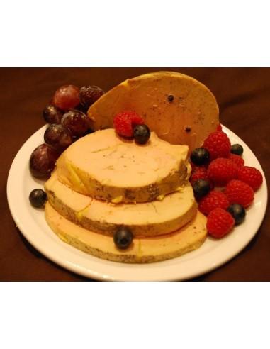 Foie gras mi-cuit canard - 500 grs