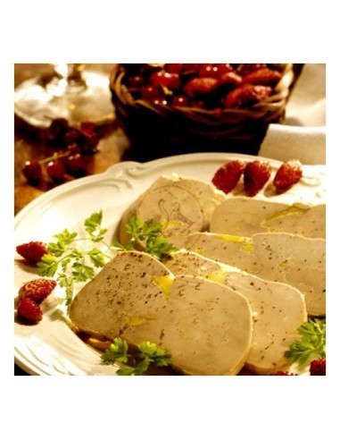 Tin of whole goose liver - 130 grs