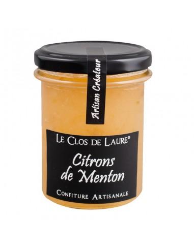Confiture de Citrons de Menton