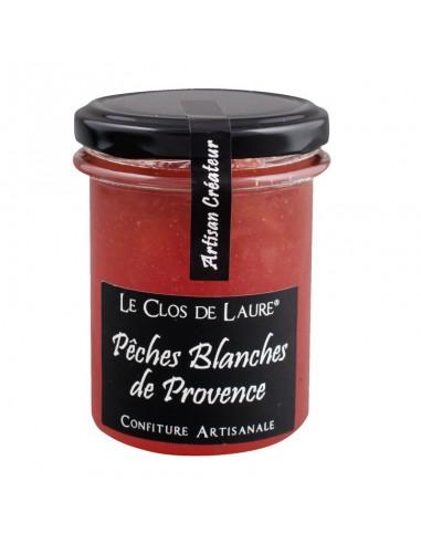 Confiture de Pêches de Provence